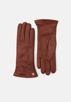 REGINA - Gloves - cognac