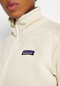 Patagonia - BETTER SWEATER - Fleece jacket - oyster white - 3