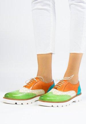 SELINA - Stringate sportive - multicolor