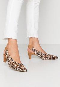 Pedro Miralles - Classic heels - multicolor - 0