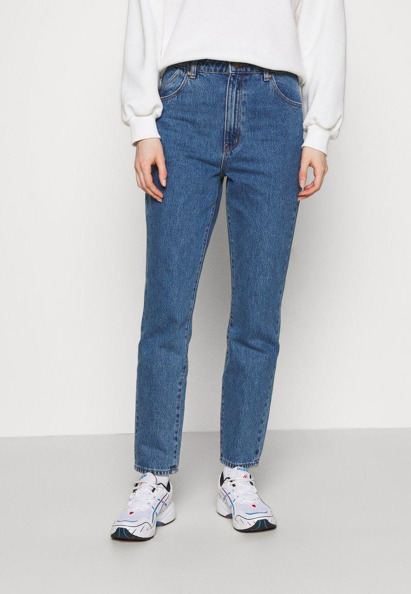 Rolla's - DUSTERS - Straight leg jeans - meadow blue