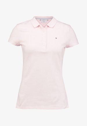 HERITAGE SHORT SLEEVE - Polo shirt - cradle pink