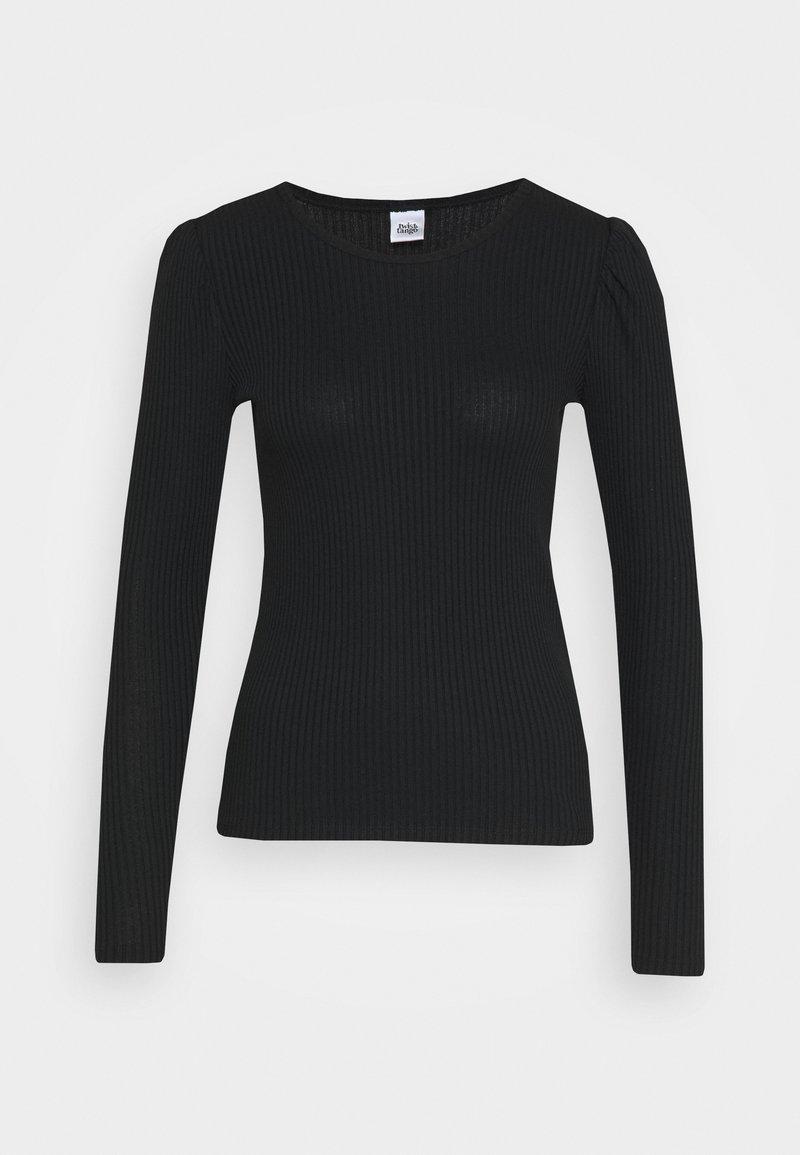 Twist & Tango - TERRA TOP - Long sleeved top - black