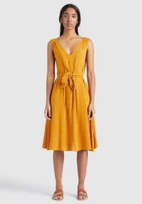 khujo - SPRING - Day dress - gelb - 0