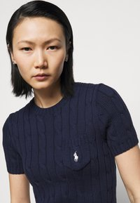 Polo Ralph Lauren - Basic T-shirt - hunter navy - 3
