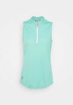 EQUIPMENT SLEEVELESS - Top - acid mint