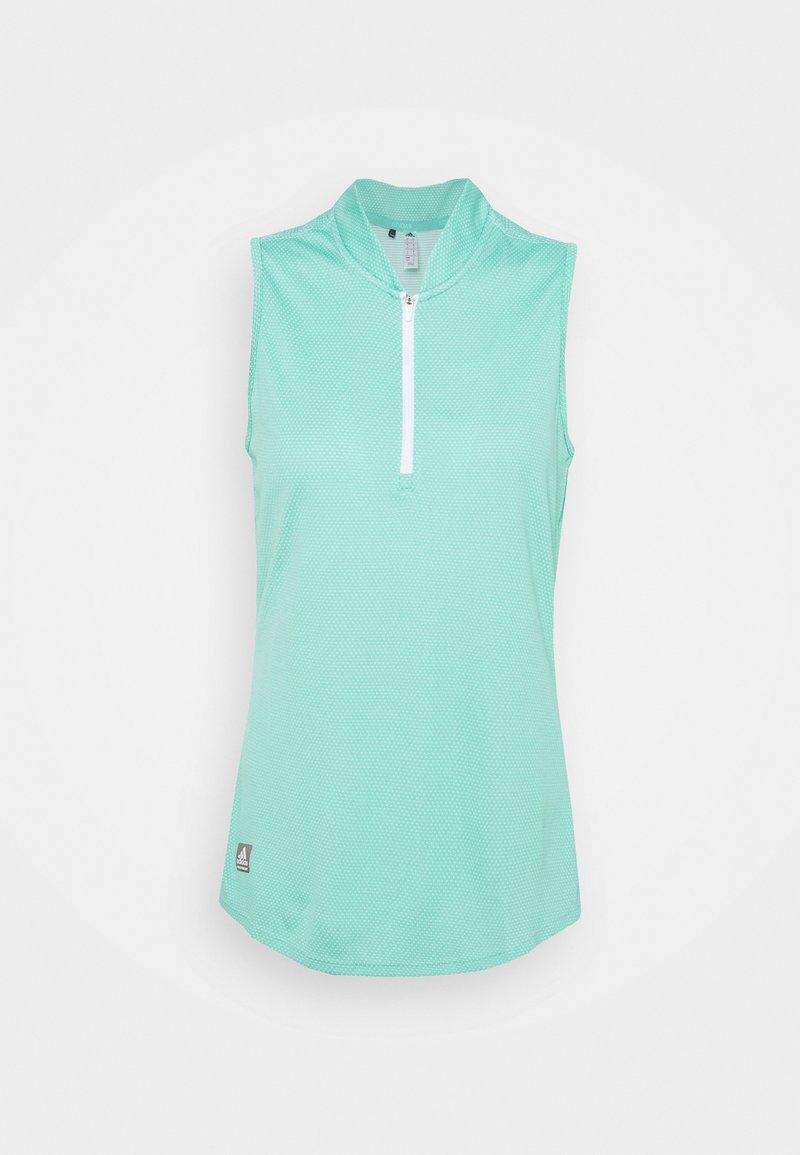 adidas Golf - EQUIPMENT SLEEVELESS - Top - acid mint