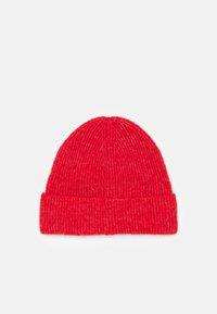 Samsøe Samsøe - BERNICE HAT - Lue - fiery red melange - 1
