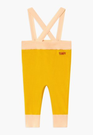 BABY PANT - Trousers - yellow