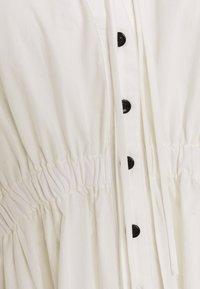 Proenza Schouler White Label - SHIRTING DRESS - Abito a camicia - off white - 2