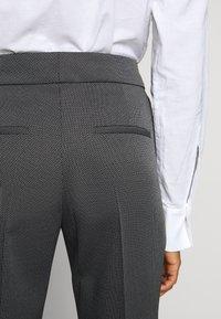 HUGO - HETIKA - Kalhoty - black - 3