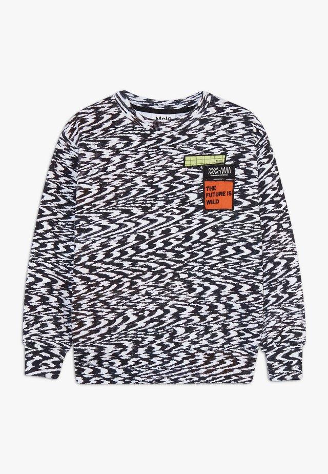 MIK - Sweatshirt - interference