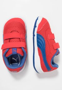 Puma - STEPFLEEX 2 UNISEX - Kuntoilukengät - high risk red/galaxy blue/white - 1