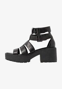 Vagabond - DIOON - Platform sandals - black - 1