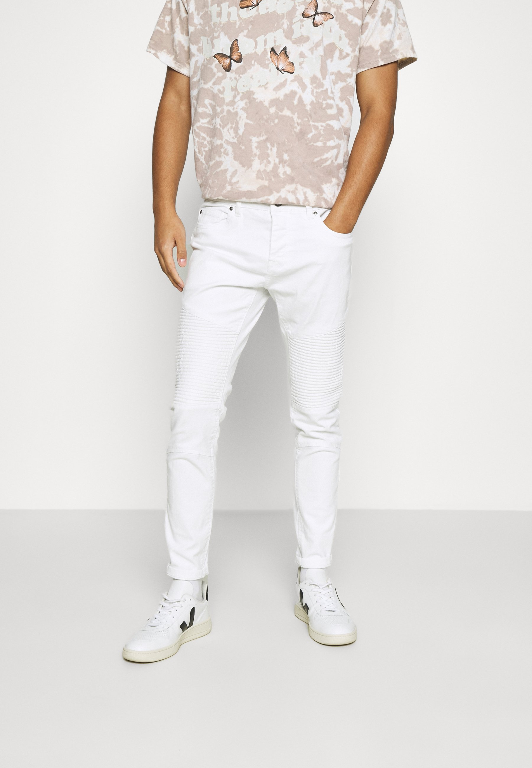 Men BIKER - Slim fit jeans