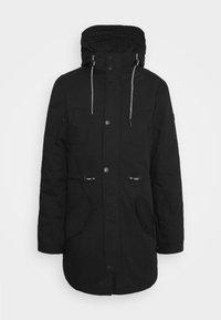 CARVER - Winter coat - black