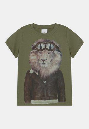 AVIATOR - Print T-shirt - four leaf clover