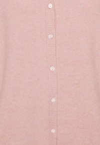 ONLY - ONLRICA LIFE BUTTON - Cardigan - misty rose/ melange