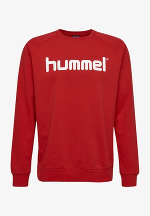 HMLGO KIDS  - Sweatshirt - red