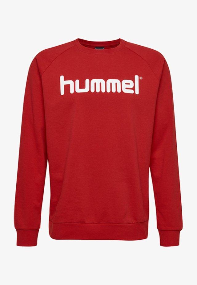 HMLGO KIDS  - Sweatshirt - red