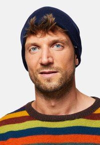 Enter the Complex - SLOUCH II - Beanie - navy blue - 1