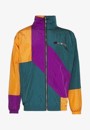 ACKNOWLEDGE TRACK JACKET - Training jacket - green
