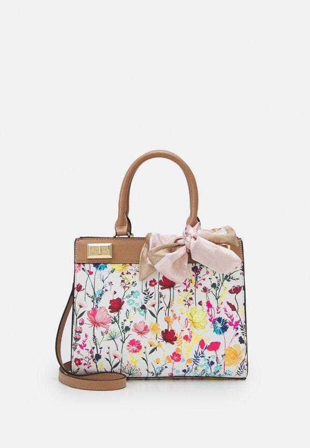 Shopping bag - multicoloured