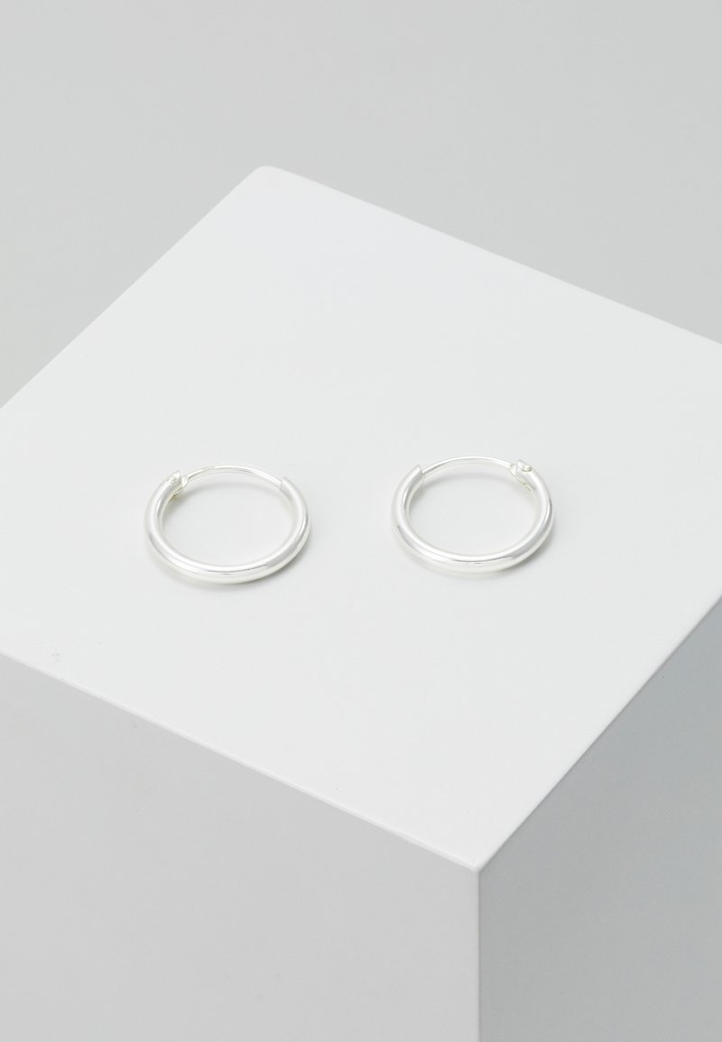 LIARS & LOVERS - HOOP - Boucles d'oreilles - silver-coloured