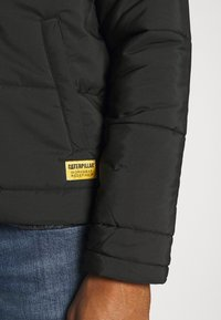 Caterpillar - BASIC PUFFY JACKET - Vinterjacka - black - 5