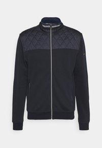 JACKET - Zip-up sweatshirt - navy