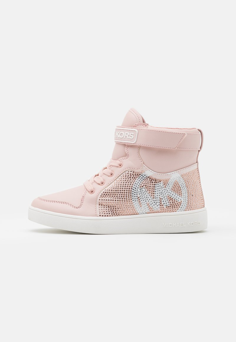 MICHAEL Michael Kors - ZIA JEM AMY - High-top trainers - pink