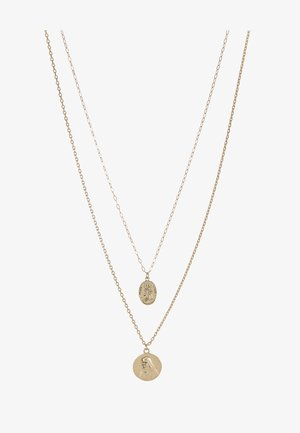 DOUBLE MARY PEND 2 PACK - Necklace - gold-coloured