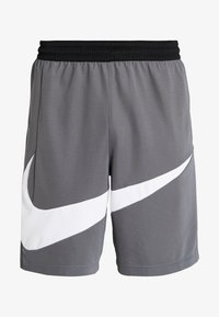 Nike Performance - DRY SHORT - Korte broeken - iron grey/white - 3