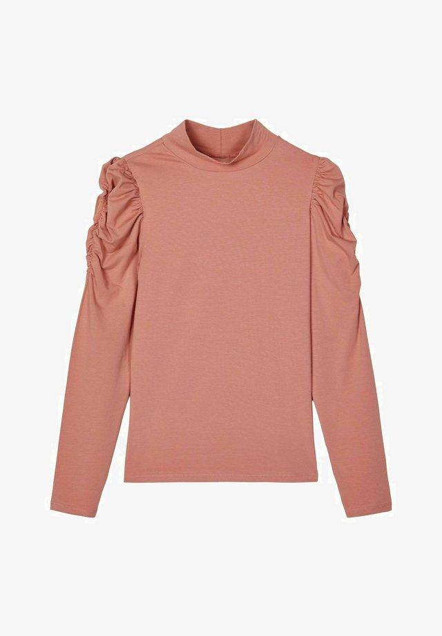 T-shirt à manches longues - ash rose