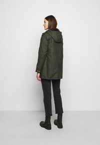 Barbour - AUSTEN WAX - Light jacket - dark green - 2