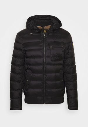STREAMLINE JACKET - Down jacket - black