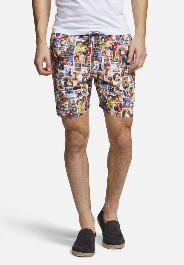 BADESHORTS FILMPOSTER SIMON - Swimming shorts - film poster