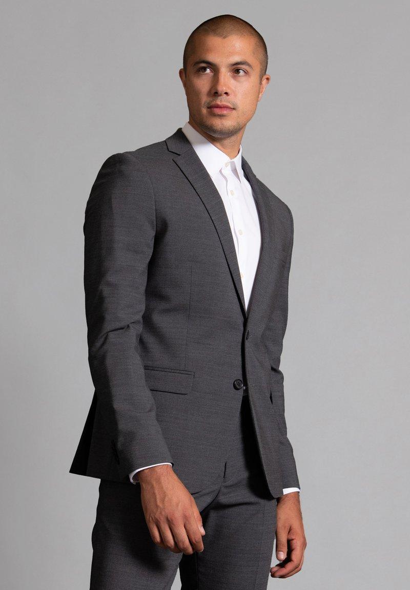 WORMLAND - NORIK - Suit jacket - grau