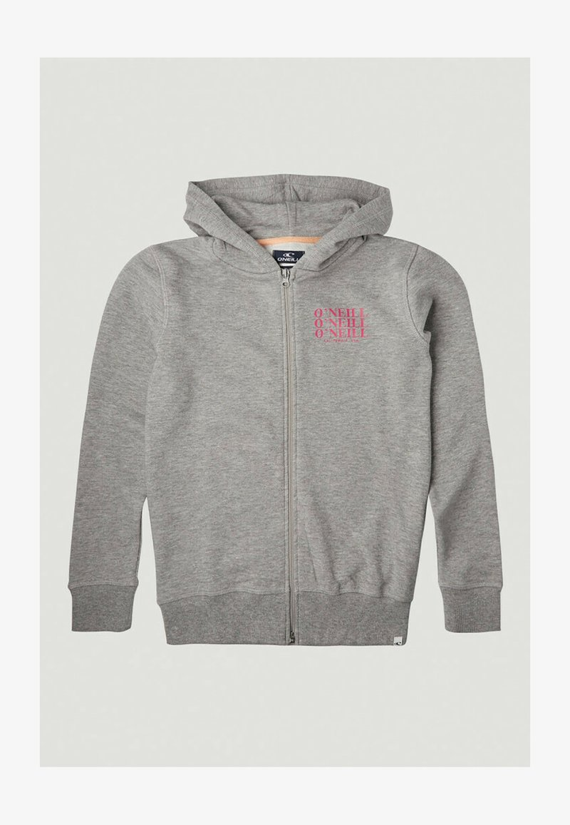 O'Neill - Zip-up sweatshirt - silver melee