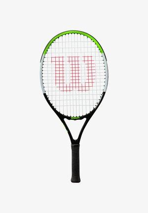Tennis racket - schwarzgrün