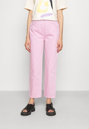 THE TOBY HIGH RISE - Jeans relaxed fit - lavender hill