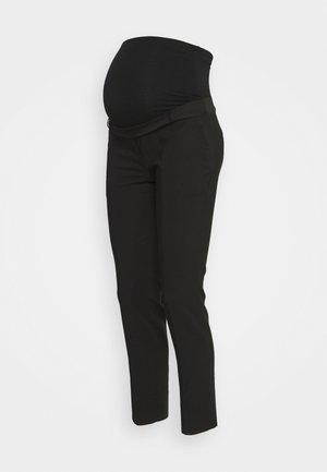 CHARLES - Trousers - black