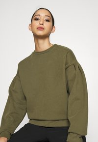 ALIGNE - ASHLEY - Sweatshirt - khaki - 3