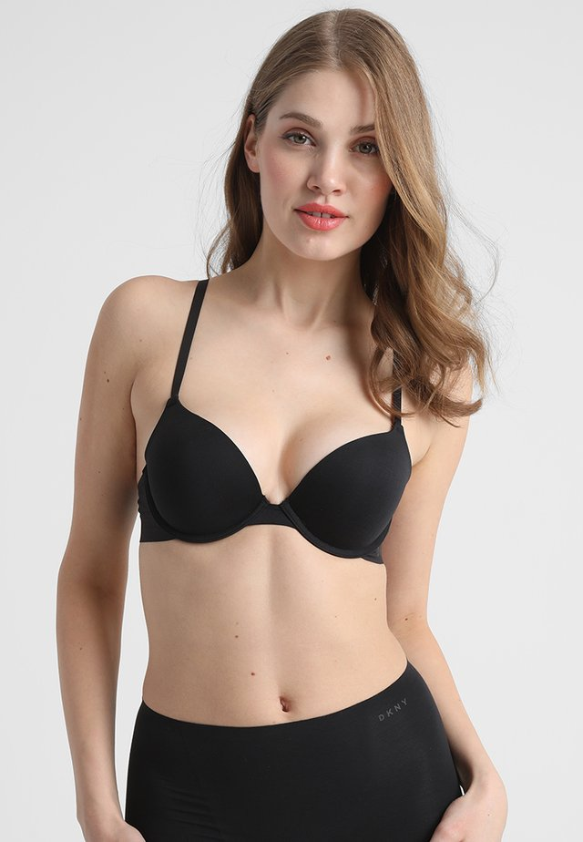 CLASSIC CUSTOM LIFT BRA - Biustonosz push-up - black