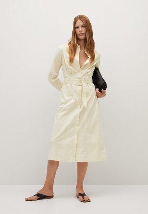 MEXI - Sukienka koszulowa - beige