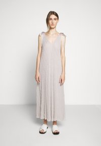 MRZ - DRESS - Maxi šaty - silver - 0