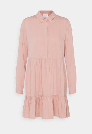 VIMOROSE SHIRT DRESS - Kjole - misty rose