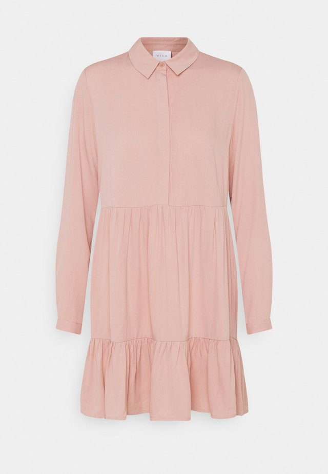 VIMOROSE SHIRT DRESS - Shirt dress - misty rose