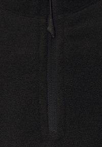Champion Reverse Weave - HALF ZIP - Fleece jumper - black - 2
