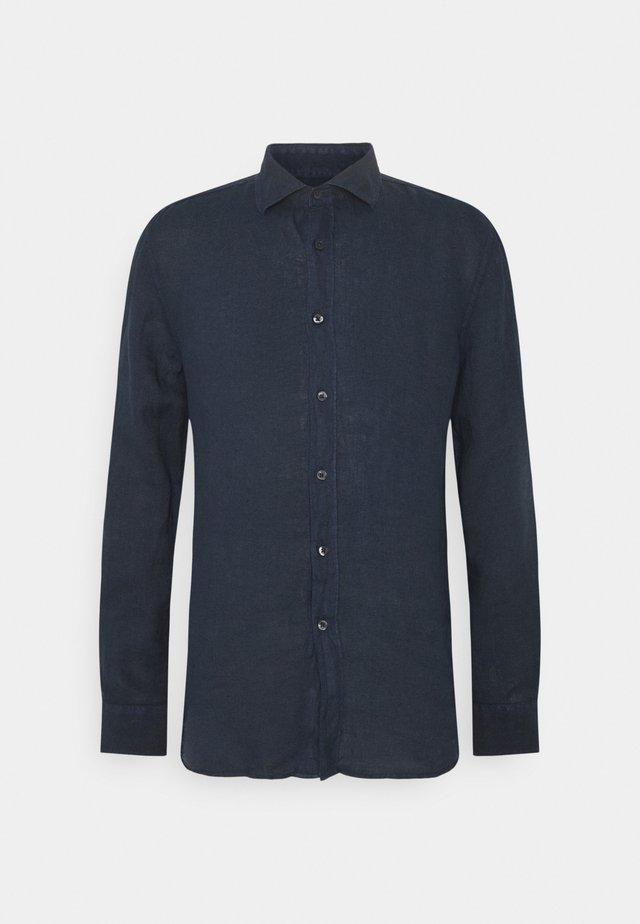 Overhemd - blue navy